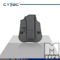 Speeder Series Fast Draw holster for Glock 19 / CYTAC SZORÍTÓS MŰANYAG GYORSTOK G19