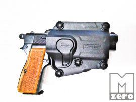 UNIVERZÁLIS MŰANYAG PISZTOLYTOK / Az öntöltő pisztolyok 80%-hoz jó