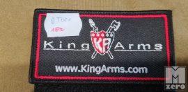 KING ARMS TEXTIL FELVARRÓ