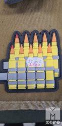 5.56 HEVEDER PVC PATCH