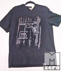 GLOCK GEN5 Póló (G17) Fényvisszaverő csíkokkal (Méretekről kérlek érdeklődj telefonon a megrendelés előtt, vagy írd megjegyzésbe)