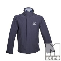 GLOCK SOFTSHELL JACKET GREY / Szürke Softshell XL