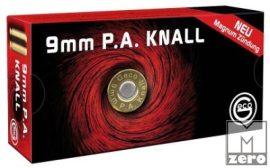 GECO PAK 9mm riasztó töltény 50/ doboz